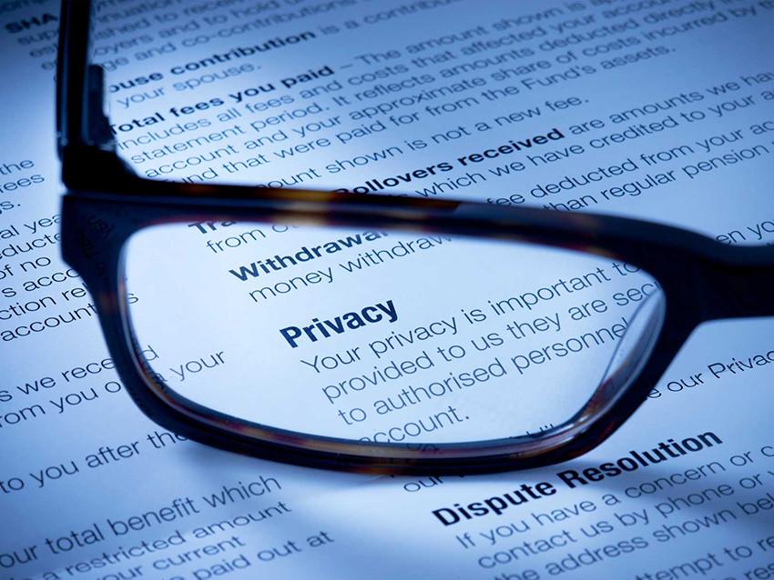 La Protezione dei Dati Personali Fastweb